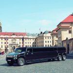 Stretch Limousine Hummer H200 Prague Airport Transfers