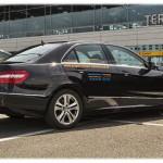 Mercedes E Class Prague Airport Transfers